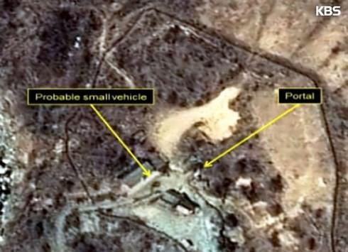 한국 기자팀 조선인민민주공화국 핵 실험장 방문 - ảnh 1