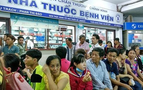 "Vu Duc Dam 부총리: 베트남에서의 유통약의 원산지 ""추적"" - ảnh 1"