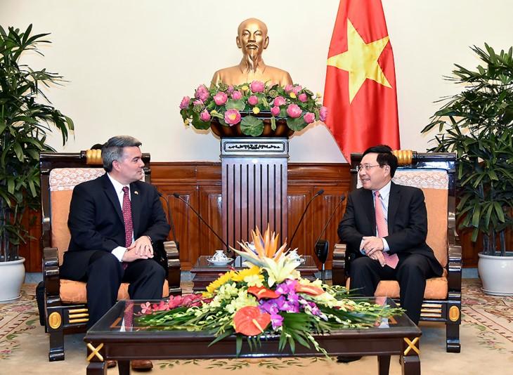 베트남 – 미국 우정관계 강화 - ảnh 1