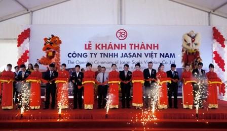 하이퐁에서 효과적으로 운영하는 FDI기업 - ảnh 1