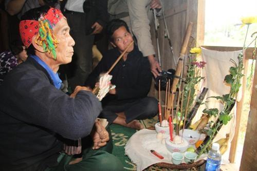 La Ha족 'Pang a'축제의 특색 - ảnh 2