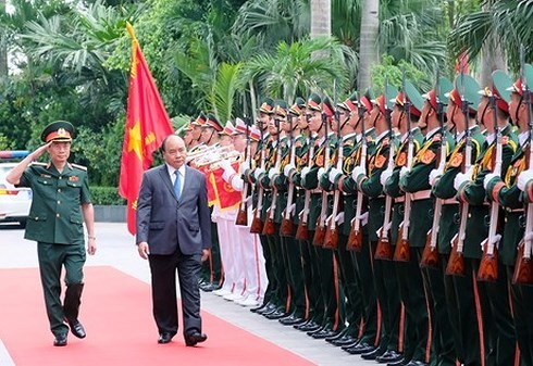 총리 : 베트남 Viettel 같은 기업 많이 필요 - ảnh 1