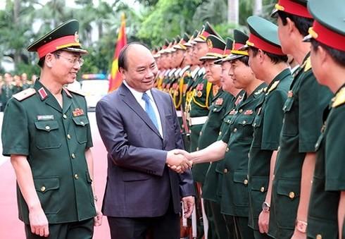 총리 : 베트남 Viettel 같은 기업 많이 필요 - ảnh 2