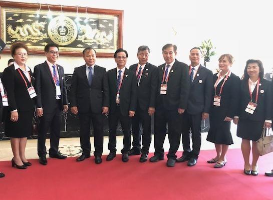 제 3차 해외 베트남 경영인 협회 대회 - ảnh 2