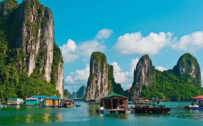 미 주간지, Ha Long 을 100대 세계 최고 아름다운 UNESCO유산지로 선정  - ảnh 1