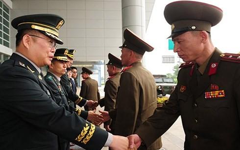 한국 및 조선인민민주공화국 서방 군사 연락 라인 완전 복구 - ảnh 1