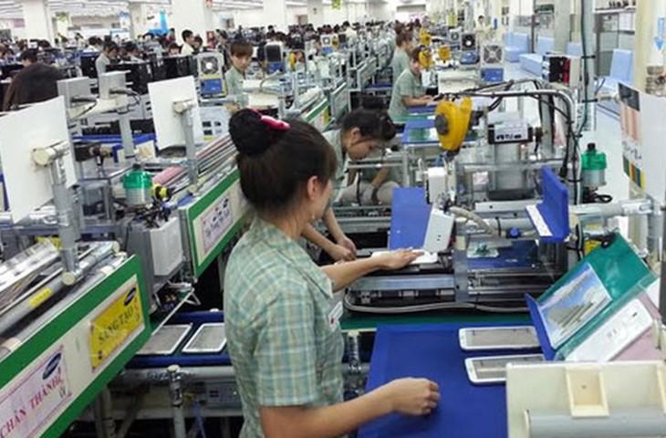 베트남 전자 산업 전환점 필요 - ảnh 1