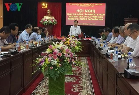 Trinh Dinh Dung부총리 : 사고 및 재난 대응에 주관적 표현 방지 - ảnh 1