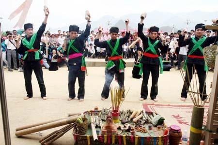 Cong 민족의 독특한 옥수수 명절 - ảnh 3