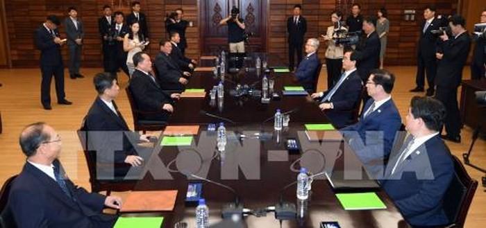 남북 정상 회담 9월초 진행 어려워 - ảnh 1