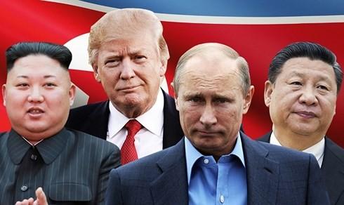 미국, 조선 인민민주공화국 금수조치 위반 러시아 및 중국 회사 제재 - ảnh 1