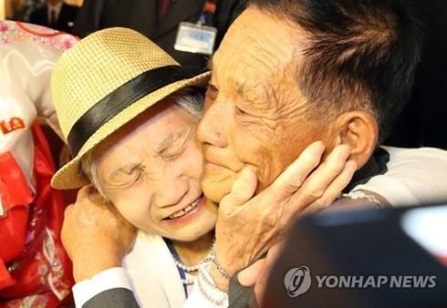 한국, 이산 가족 상봉 자주 개최 노력 - ảnh 2