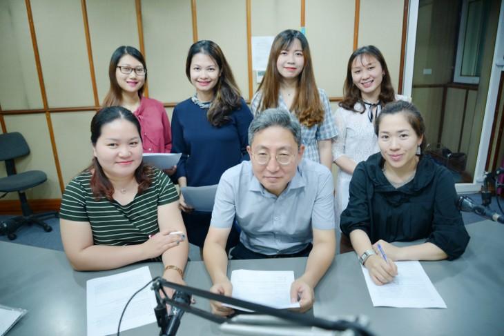 VOV, 2018년9월7일부터 한국어 공중파 방송 - ảnh 1