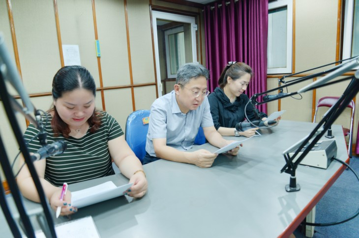 VOV, 2018년9월7일부터 한국어 공중파 방송 - ảnh 2