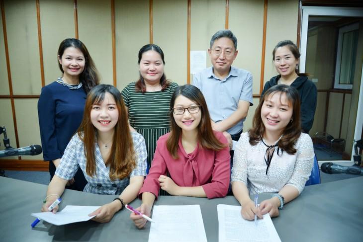 VOV, 2018년9월7일부터 한국어 공중파 방송 - ảnh 3