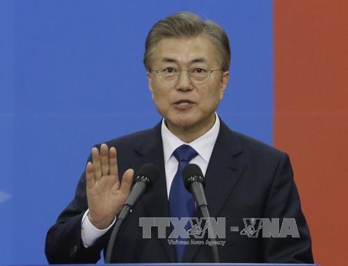 한국, 이산 가족 상봉 재조정 가능 - ảnh 1