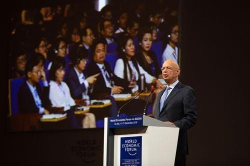 2018년 WEF ASIAN 정식 총회 개막 - ảnh 1