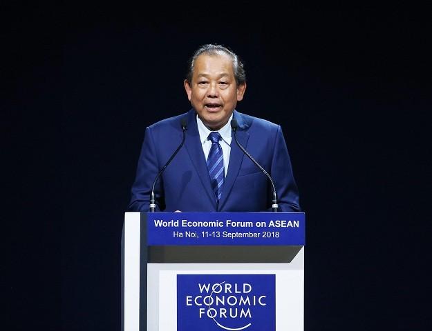 2018년 WEF ASEAN, 베트남의 역사 문화 및 노력 감상 기회 - ảnh 1