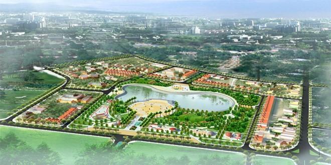 Quang Tri, Fidel공원 작명 제안 통과  - ảnh 1