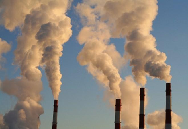 기후변화, 세계 시민과 재벌들 배기가스 근절 공약 - ảnh 1