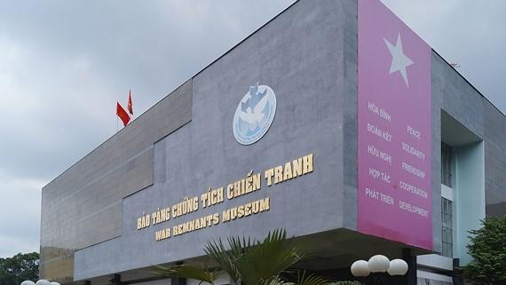 호치민시 전쟁 박물관, TripAdvisor가 선정한 2018년 세계의 최고 박물관 톱 10에 선정되었음 - ảnh 1