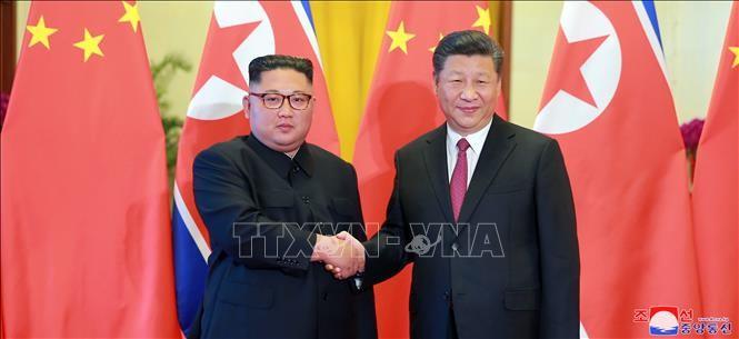 조선인민민주공화국, 중국과 가까운 관계 유지 - ảnh 1