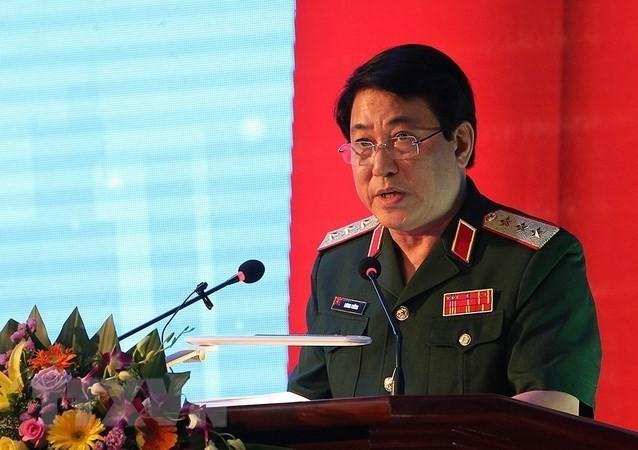 베트남 군대 대표단,  라오스 및 캄보디아  공식 방문 - ảnh 1