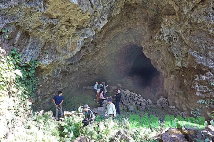 크롱노 (Krông Nô) 화산지질공원, 선사시대 유적지 발굴 - ảnh 1