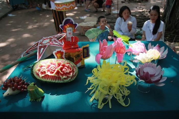 2018년 추석 : Ninh Thuan문화 색깔 - ảnh 1