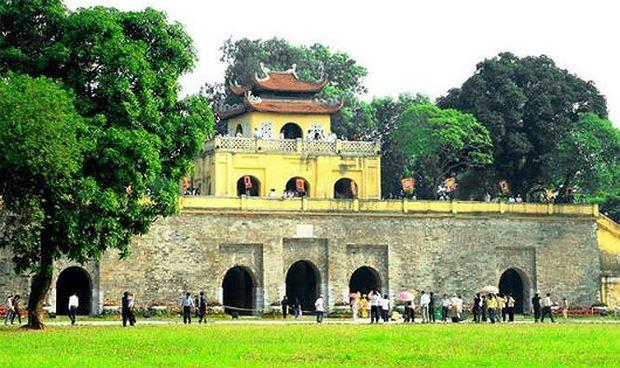 Co Loa유적지, Thang Long왕성 유적지 교육 캠페인  - ảnh 1