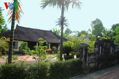 (Phước Tích) 옛마을, 중수 보존 및 관광 개발 - ảnh 1
