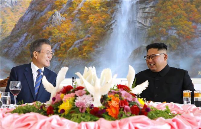 조선 및 한국, 올 11월 국회 회담 촉진 - ảnh 1