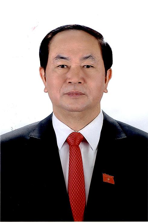 각국 지도자들, 베트남 공산당, 정부, 국민 및 쩐 다이 꽝 (Trần Đại Quang)국가주석 가정에게 계속 조전 전달 - ảnh 1