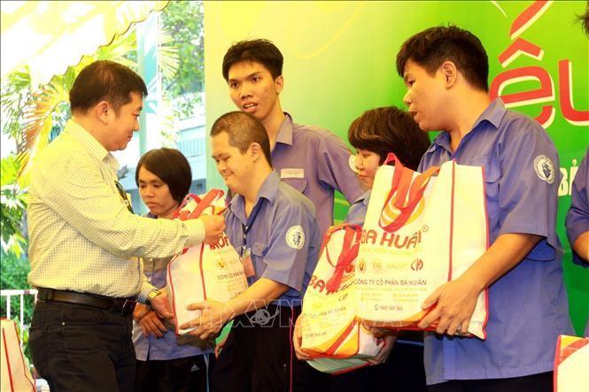 전국 어린이들 위한 추석 행사 개최 - ảnh 1