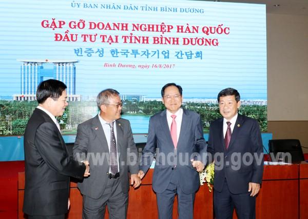 빈즈엉 성 행정 개혁 및 투자 유치에 대한 돌파구 - ảnh 1