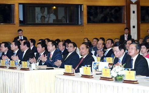 총리는 기업의 정부자본관리위원회 발족식 참여 - ảnh 2