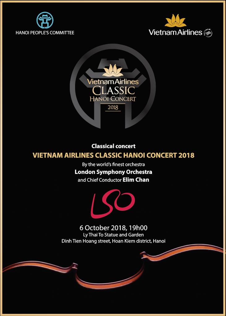 Vietnam Arliness Classic Ha noi Concert - ảnh 1