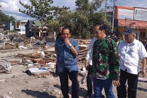 베트남, 인도네시아 지진 및 쓰나미 피해 극복을 긴급 지원하기로 - ảnh 1