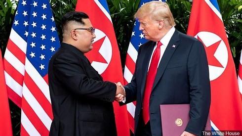 미국과 조선 2차 정상 회담 진행 예정 - ảnh 1