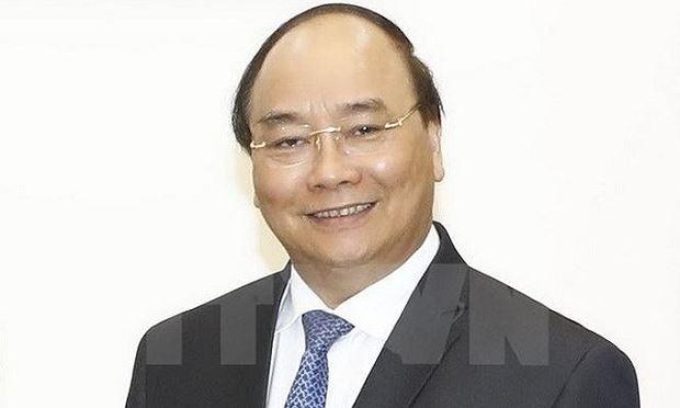 응우엔 쑤언 푹(Nguyễn Xuân Phúc)국무총리, 제10차 메콩- 일본 고위급 회의 참석 - ảnh 1