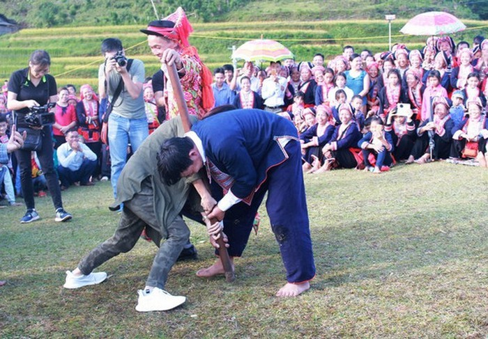다오족의 신비한 풍속 Ban Vuong제사 - ảnh 2