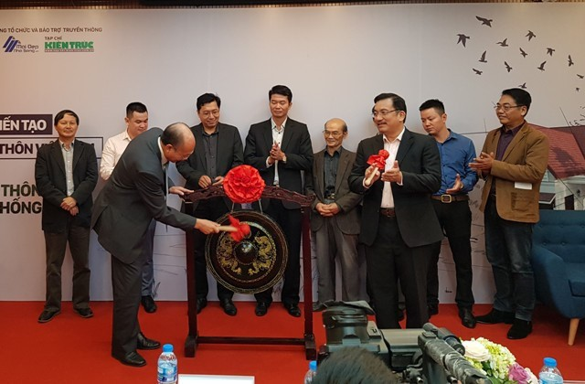 '베트남 농촌 주택 건설' 대회 시작 - ảnh 1