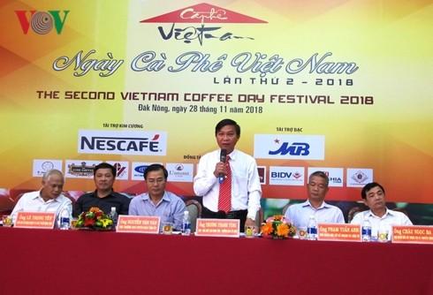 베트남 커피의 날 – 지속가능한 커피 발전 포럼 - ảnh 2