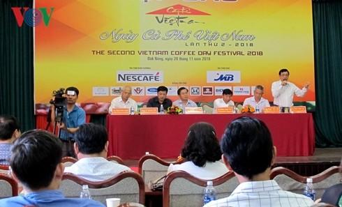 베트남 커피의 날 – 지속가능한 커피 발전 포럼 - ảnh 1