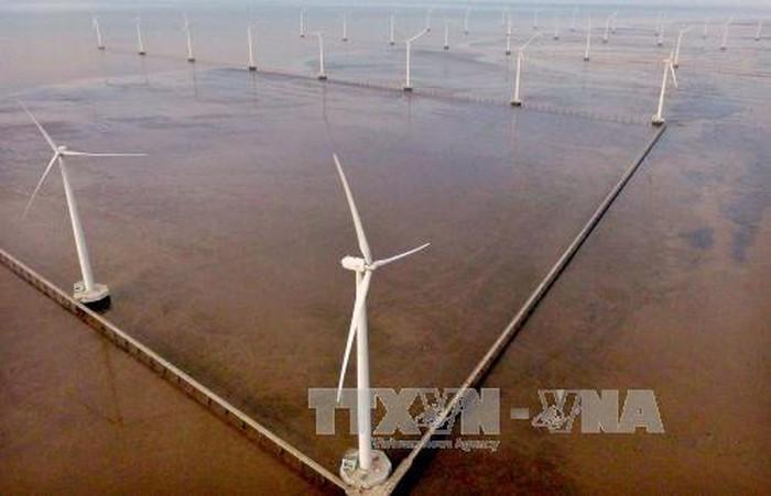 박 리에우에서의 풍력 발전 개발 및 베트남의 풍력 발전 잠재력 - ảnh 2