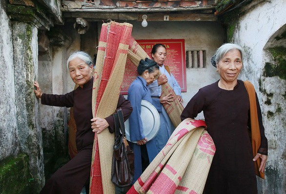 베트남 절 – 문화유산 아름다움 사진전시회 - ảnh 1