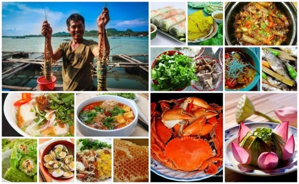 남아프리카 친구들에 대한 베트남 문화 및 특색 음식 홍보 - ảnh 1