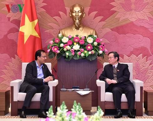 베트남, 해외 기업을 위해 유리한 사업 환경 조성 - ảnh 1
