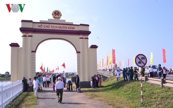 Quảng Trị (꽝치)성 전쟁 기념 투어 - ảnh 2