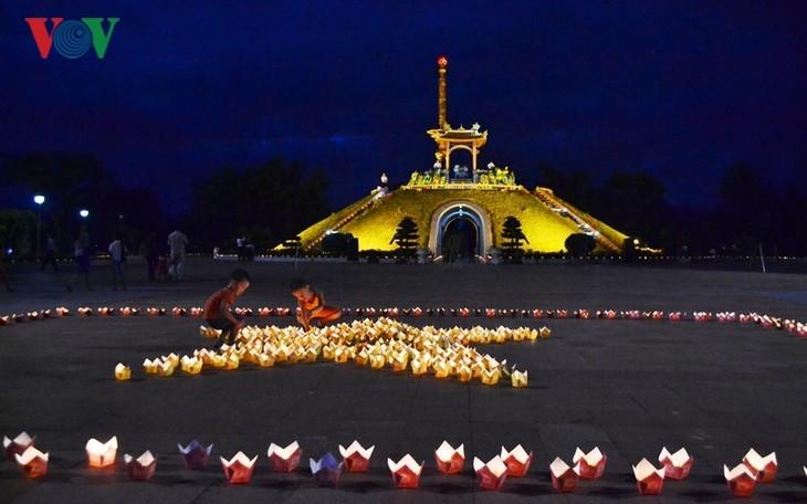 Quảng Trị (꽝치)성 전쟁 기념 투어 - ảnh 1